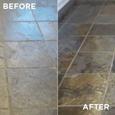 STONE FLOOR CLEANING, POLISHING AND SEALING